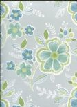 Ami Charming Prints Wallpaper Chloe 2657-22200 By A Street Prints For Brewster Fine Decor
